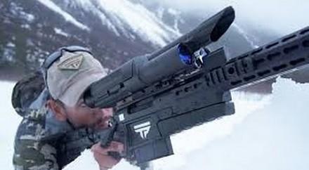 Inteligentny celownik do broni strzeleckiej