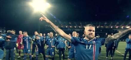 Islandia świętuje awans na Mistrzostwa Świata w Rosji