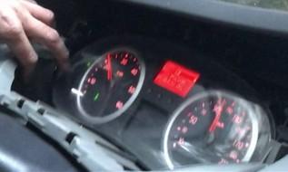 Wymiana/korekta licznika poniżej minuty w trakcie jazdy