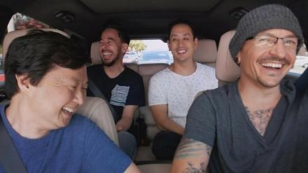 Carpool Karaoke z Linkin Park kilka dni przed śmiercią Chestera
