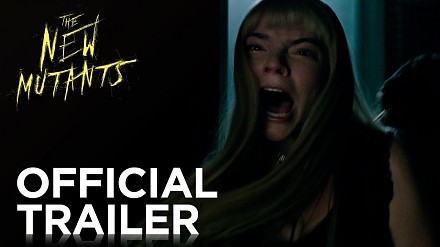 "Zwiastun filmu ""The New Mutants"""