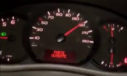 Zmiana biegu z 6 na 2 przy 150 km/h