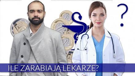 Ile zarabiają lekarze?