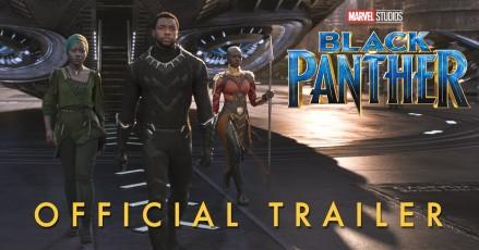 Black Panther - pełny zwiastun filmu od Marvel Studios