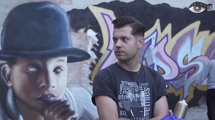 Współczesny malarz/graficiarz/streetarter: PIEKSA