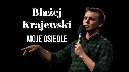 Błażej Krajewski opowiada o hip-hopie i kijowej pogodzie