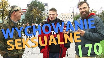 Mieciu pyta młodych Polaków o wychowanie seksualne