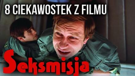 """O tym, jak Adam Słodowy miał zagrać w """"Seksmisji"""" - poznaj ciekawostki o filmie"""