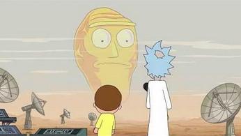 Rick i Morty - Ty musisz być wężny!