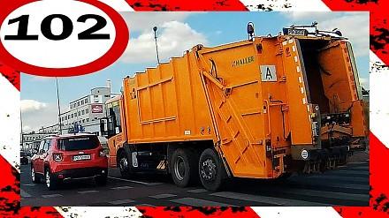 Zderzenie przy przejeździe kolejowym, czyli niebezpieczne polskie drogi