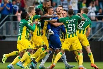Cudowna bramka w ostatniej minucie meczu ADO Den Haag - PSV