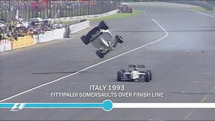 Zderzenie z jeleniem i inne niecodzienne zdarzenia w F1