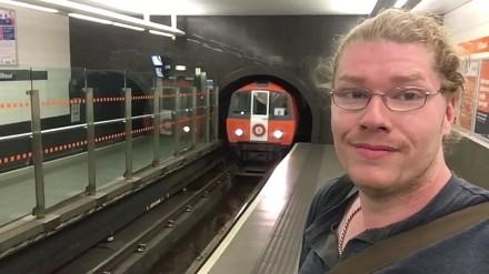Najmniejsze wagony metra znajdziecie w Szkocji