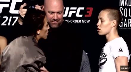 Mistrzyni UFC Joanna Jędrzejczyk przegrywa swoją pierwszą walkę