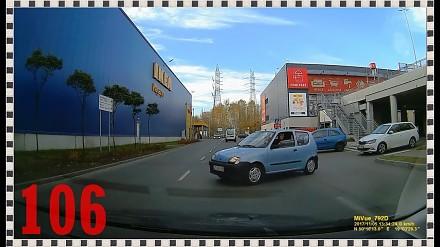 Tir wyprzedza tira na zakręcie i na czołówkę, czyli tak jeżdżą polscy kierowcy