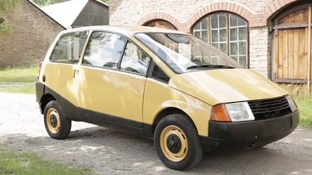 Beskid - polskie auto, które miało być następcą malucha