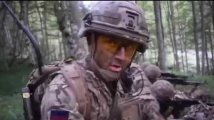 Spot zachęcający do służby w armii brytyjskiej