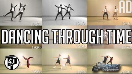 Popularne style taneczne od lat 20. po dzisiaj