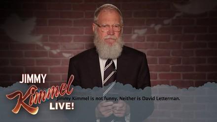 Niemiłe Tweety – edycja Jimmy'ego Kimmela