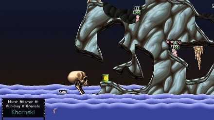 Zabij przeciwnika i trzech swoich - kompilacja najlepszych nieudanych strzałów z Wormsów