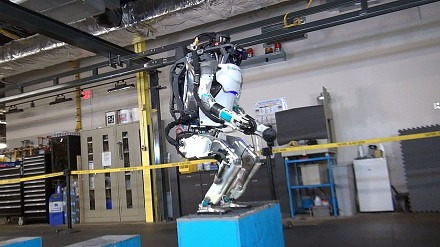 Co słychać u Atlasa - humanoidalnego robota z Boston Dynamics