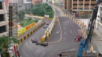 Imponująca końcówka wyścigu F3