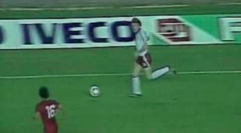 Trzy świetne gole Bońka na mundialu w 1982 roku