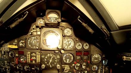 Skrócona instrukcja kokpitu SR-71