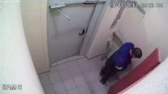 Dramatyczna walka Rosjanina, który wpadł w pułapkę