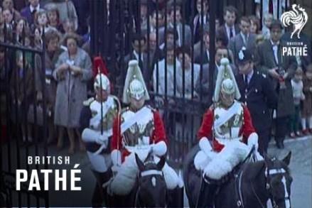 Zobaczcie, jak wyglądał Londyn w 1966 roku