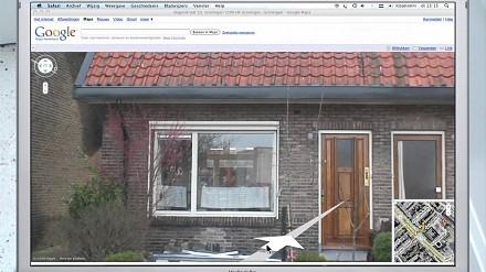 Ciekawa funkcja Google StreetView