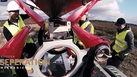 "ILR-33 ""Bursztyn"" - pierwsza od 45 lat polska rakieta sondująca"