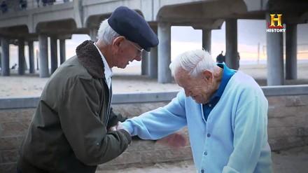Ocalony z Holokaustu spotyka swojego wybawcę po 70 latach