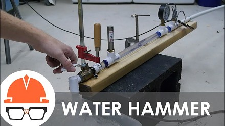 Czym jest uderzenie hydrauliczne? I jak je zniwelować?