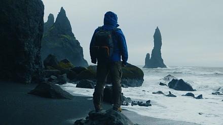 Ludzka dusza. Kraina ognia i lodu -  Adam Szustak w Islandii