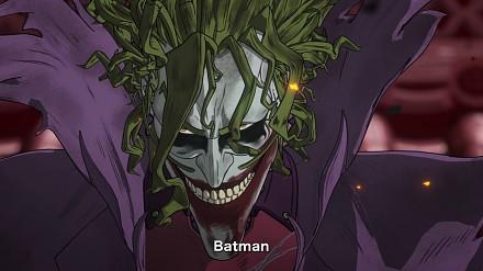 Batman to ninja, który urodził się w Japonii