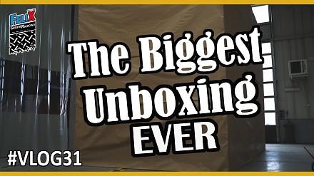 Największy unboxing na świecie - Grupa Rajdowy Felix
