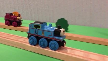 Thomas - ciuchcia kaskader