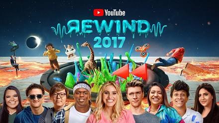 Ten rok na YouTube należał do Despacito, ale kto jeszcze rządził? YouTube Rewind 2017