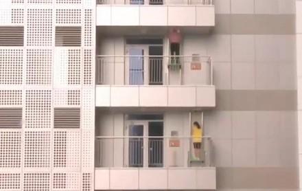 Azjatyckie windy ewakuacyjne