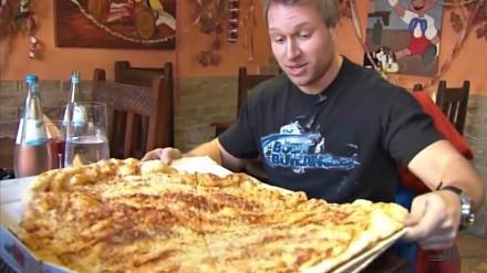 Furious Pete i jego najlepsze zmagania z pizzą
