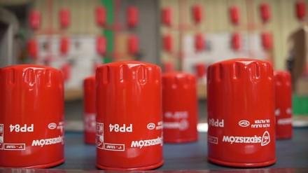 Jak produkowany jest filtr oleju? - Fabryki w Polsce
