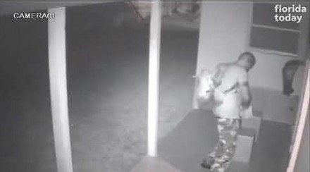 Brutalny atak z maczetą na meczet na Florydzie
