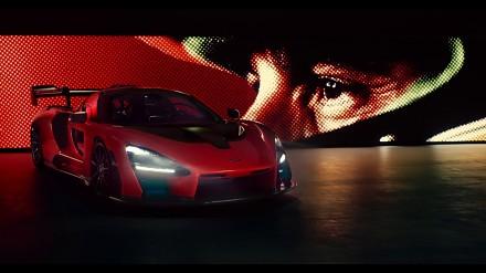 Tak wygląda limitowana wersja samochodu McLaren Senna