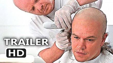 Matt Damon uświadamia sobie, że miałby lepsze życie, gdyby się skurczył