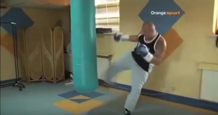 Marcin Najman - sekrety treningu Mistrza Europy K1