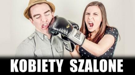 Jak mężczyzna ma zareagować, gdy atakuje go kobieta?