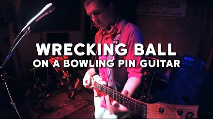 Tak powinien brzmieć Wrecking Ball