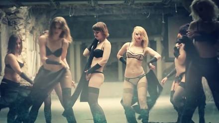 Taką choreografię mógłbym oglądać cały czas - seksowne Ukrainki tańczą