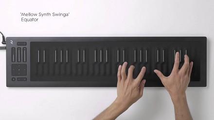 Roli Seaboard Rise - futurystyczne klawisze